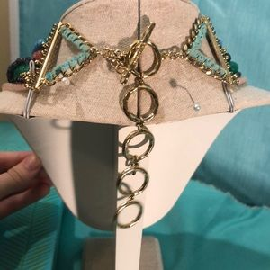 Stella & Dot Jewelry - stella and dot zehara bib necklace